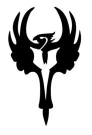 #19900 Hawk sjabloon