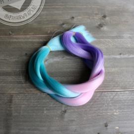Vlecht Mermaid Pastel 1