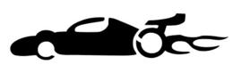 101 Race Car sjabloon