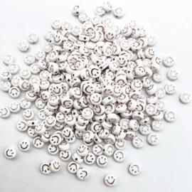 Acryl White Smile (100 stuks)