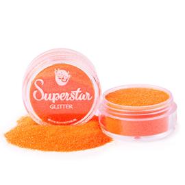 #302 UV Orange glitter