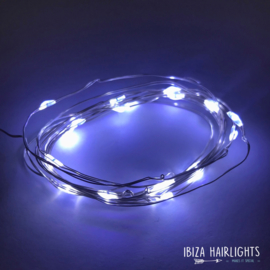 IBIZA Hairlights  'Cool White'