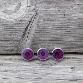 Fijne glitter Purple Dragonfly 2 ml set 3 stuks