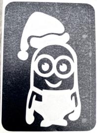 161 Minion Kerst