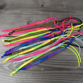 Fluoriserende armbandjes
