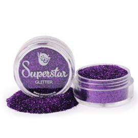 #142 Purple Violet glitter