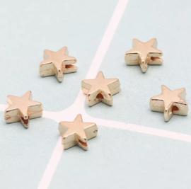 Star Beads Gold/ 200 stuks