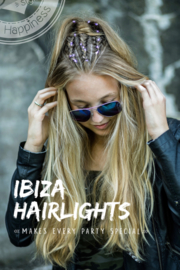 Posters IBIZA Hairlights