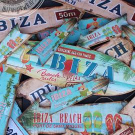 IBIZA borden & pijlen groot