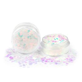 Chunky Glitter Sweet Pearl
