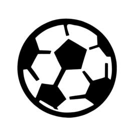 47 Football sjabloon