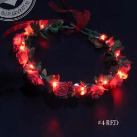 LED Hoofdbanden 'Rose' Leisure