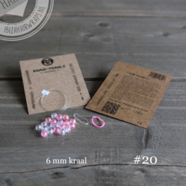 Braid Pearls 6mm