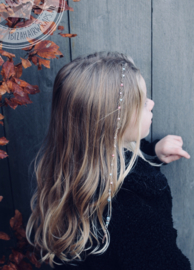 Braid Pearls & HairJewels