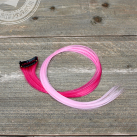 #5 Fluor Pink/ Baby Pink