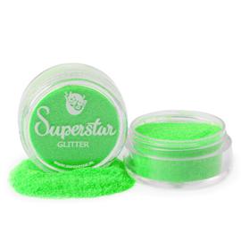 #304 UV Green glitter