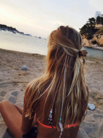IBIZA Hairwraps 'Leather' Landal