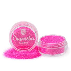 #480 Crystal UV Pink glitter