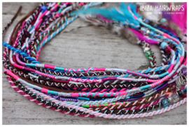 IBIZA Hairwraps Mix & Match