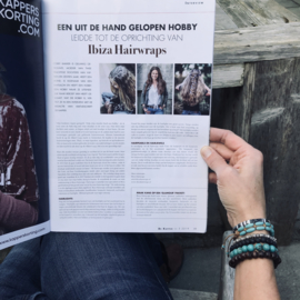 Interview in 'de Kapper'