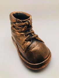 Kinderschoen brons