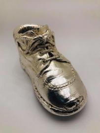 Kinderschoen zilver