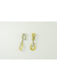Bicolor clips oorslinger O/2321