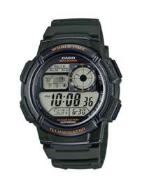 Digitaal uurwerk Casio