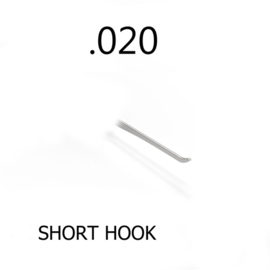 Short Hook 0.020 Thick