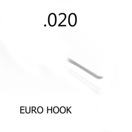 Euro Hook 0.020 Thick