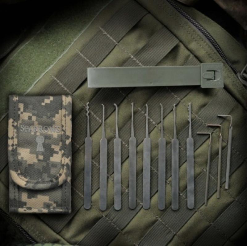 Sentry Set (ACU case)