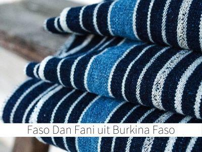 Faso Dan Fani uit Burkina Faso