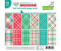 Perfectly Plaid Christmas 6x6 Paper Pad
