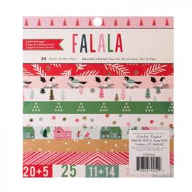 Crate Paper Falala 6x6 Paper Pad