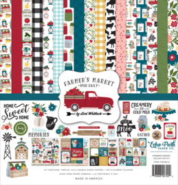 Farmer's Market Collection Kit
