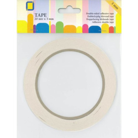 JEJE Produkt Double Sided Adhesive Tape 3mm