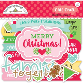 Doodlebug Design Christmas Magic Chit Chat (6527)