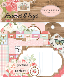 Farmhouse Market Frames & Tags