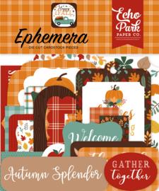 Happy Fall Ephemera