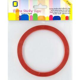 JEJE Produkt Extra Sticky Tape 9mm