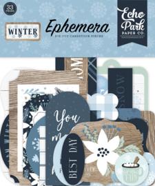 Winter Ephemera