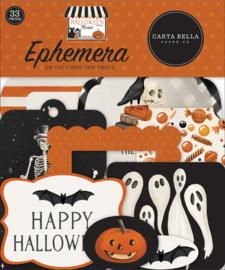 Halloween Market Ephemera