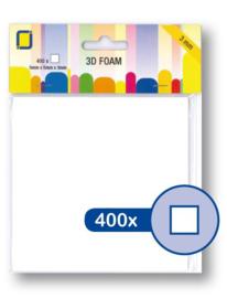 JEJE Produkt 3D Foam 5mm x 5mm x 3mm