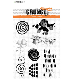 Studio Light Clearstempel Grunge Collection 4.0 nr.451 - STAMPSL451