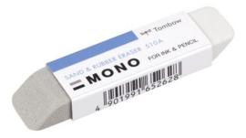 Tombow Gum MONO sand & rubber (voor inkt en potlood) 510A