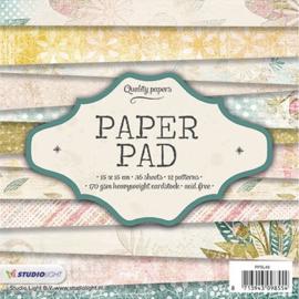 StudioLight Paper Pad - nr. 48