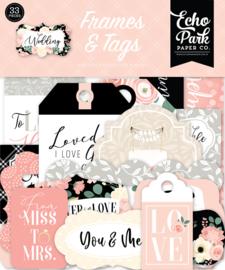 Wedding Frames & Tags