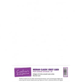 Neenah Classic Crest Card - 16 vel