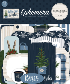 Welcome Winter Ephemera