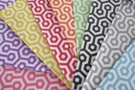 Medium Bags Honeycomb - diverse kleuren (per stuk)